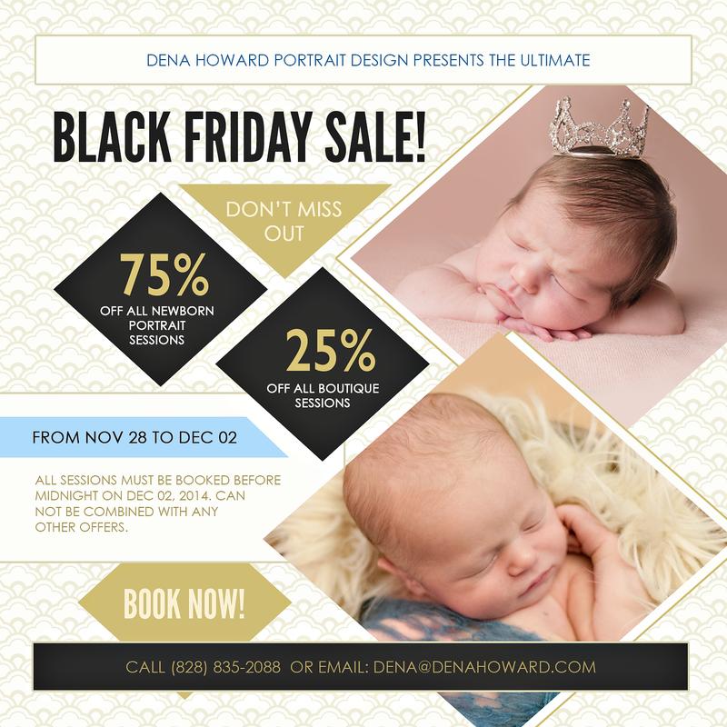 Black Friday Deals Murphy Nc Newborn Photographer
